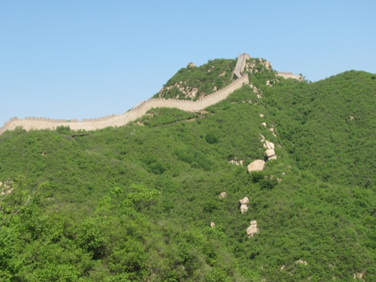 The Great Wall of China … Needs No Introduction