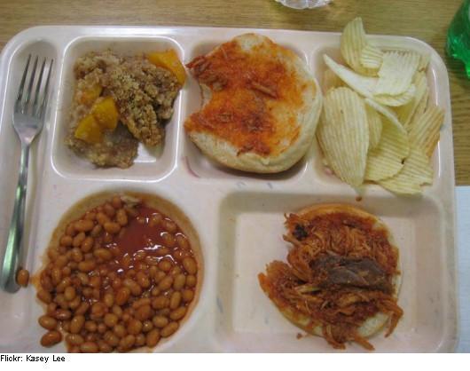I Crave Cafeteria Food