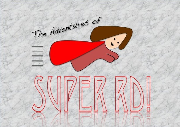 The Adventures of Super RD, Volume 1