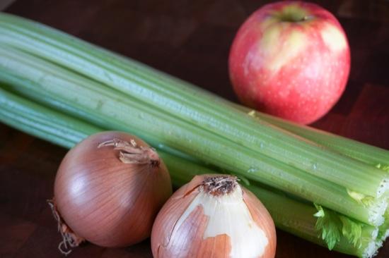 Vegetarian Flavor Bible celery