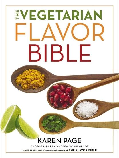 Vegetarian Flavor Bible cover