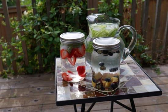 Strawberry-Basil Infused Water {Recipe Redux}