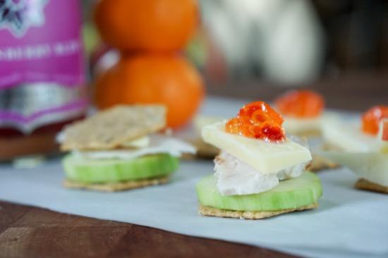 Gourmet Mini Sandwich Stacks {Recipe Redux}