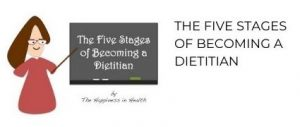 How to Become a Registered Dietitian | The Happiness in Health
